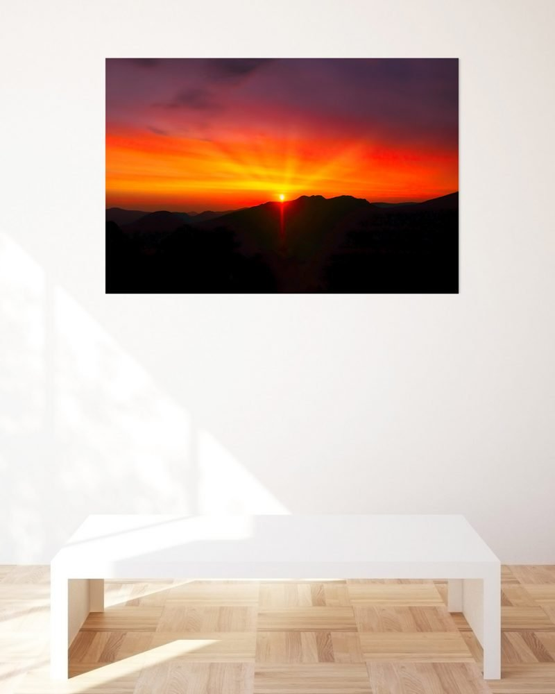 Gallery-Print-For-Sale-Mountain-Sunrise