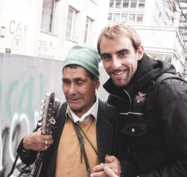 Joshua Woroniecki With Guillermo